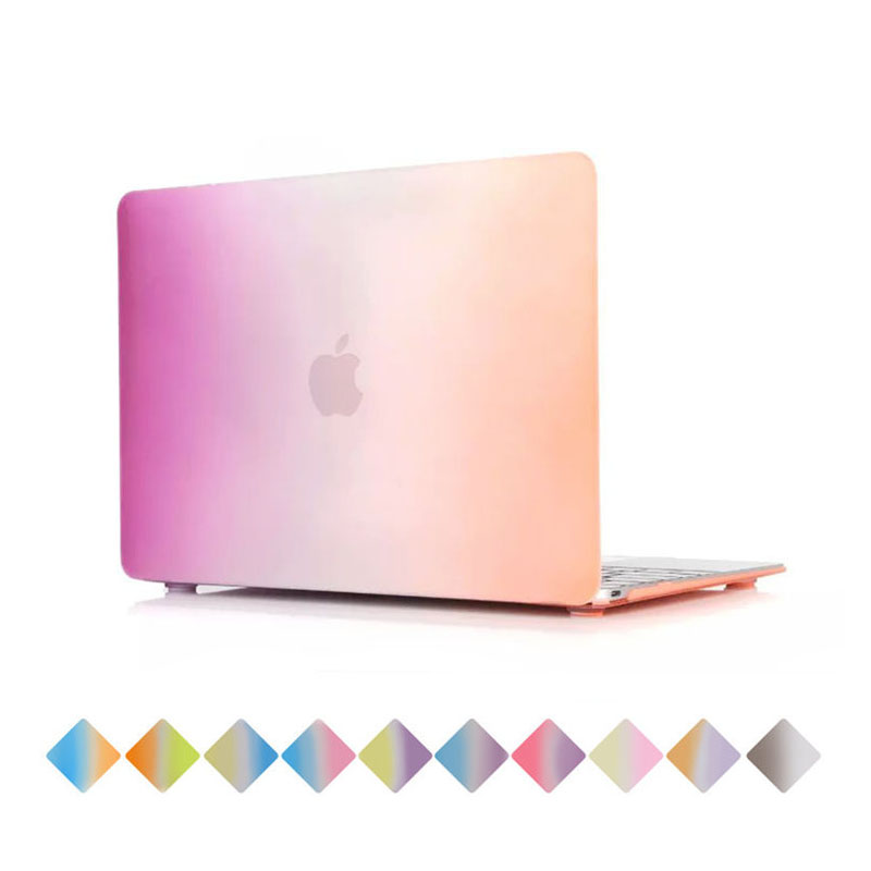 Colorful Rainbow For Macbook 12 Cover Case New 12inch Laptop Case Shell Cover Hard Case Protector For Macbook 12 Case Cover