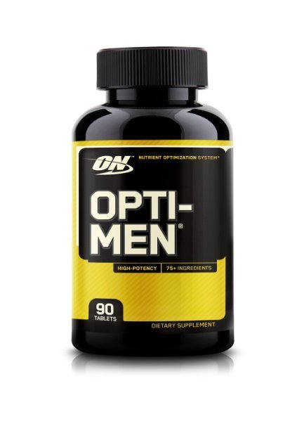 Optimum Nutrition Opti-Мужчины Дополнение, 90 Граф