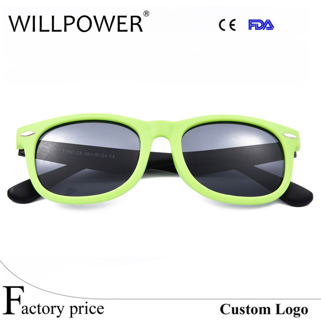 f09e7cf92c5 Children TAC Polarized Sunglasses Kids Designer Sport Shades For Girls Boys  Goggle Baby Glasses Oculos Infantil