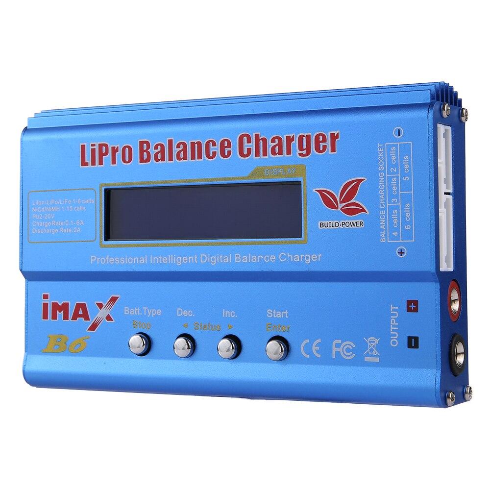 Carregadores li-ion ni-cd bateria rc carregador Utilização : Bateria Padrão