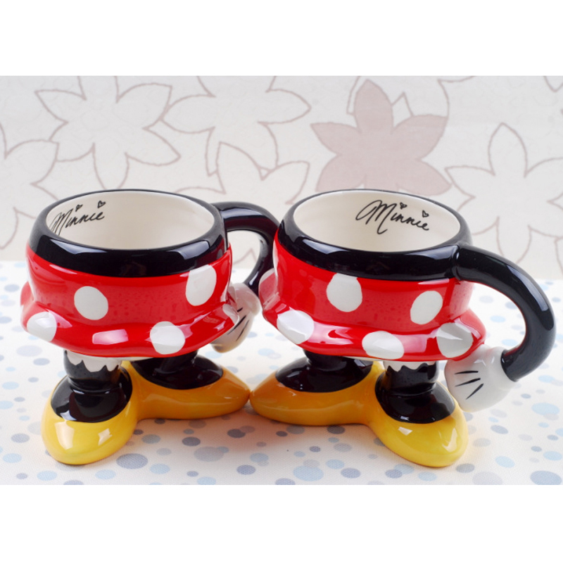Gros authentique minnie produit tasse de lait mickey - Cuisine de minnie ...