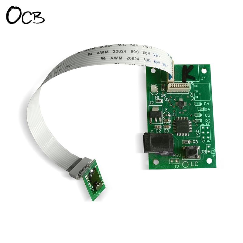 Chip Decoder For Epson Stylus Pro 7890 9890 7908 9908 Printer Decoder Board for epson dx5 stylus pro 7800 ink mark sensor board printer parts