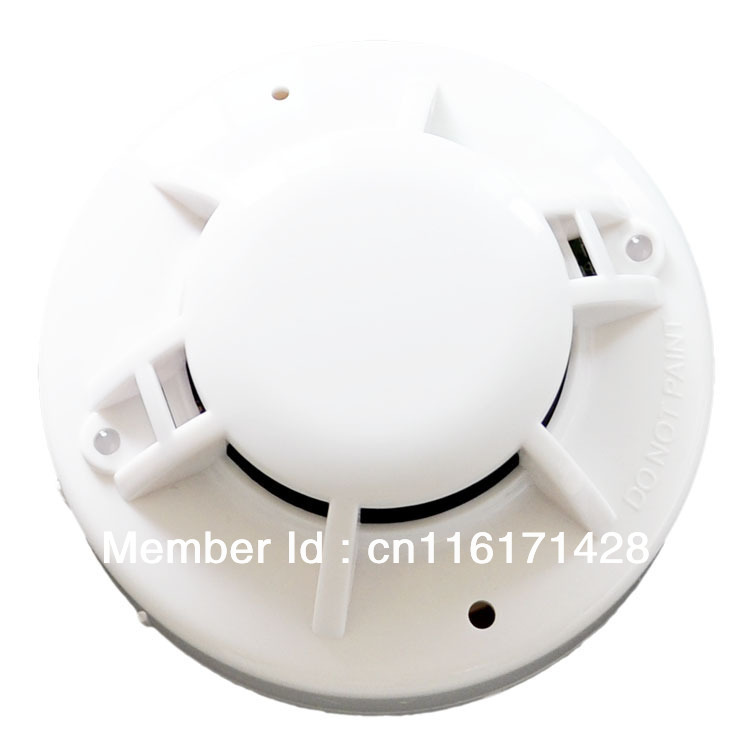 Conventional Smoke and Heat Detector  milti sensor  smoke detector heat alarm 2wire detector lovely 35cm rainbow alpaca vicugna pacos lama arpakasso alpacasso stuffed plush doll toy kid gift