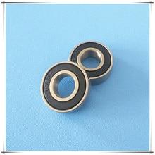 4 pc/lot 689 2rs 9x17x5 ABEC3 hybrid ceramic ball bearing G5 grade ceramic ball for bicycle
