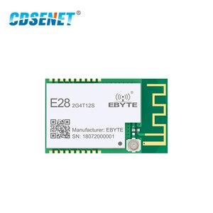 Image 2 - Модуль LoRa BLE 12,5dbm SX1280 UART, 2,4 ГГц беспроводной приемопередатчик, радиочастотный передатчик с большим радиусом действия, приемник 2,4 ГГц