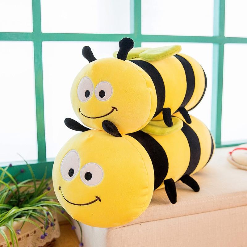 Software creativo de la felpa Juguetes de la abeja de la historieta - Peluches y felpa