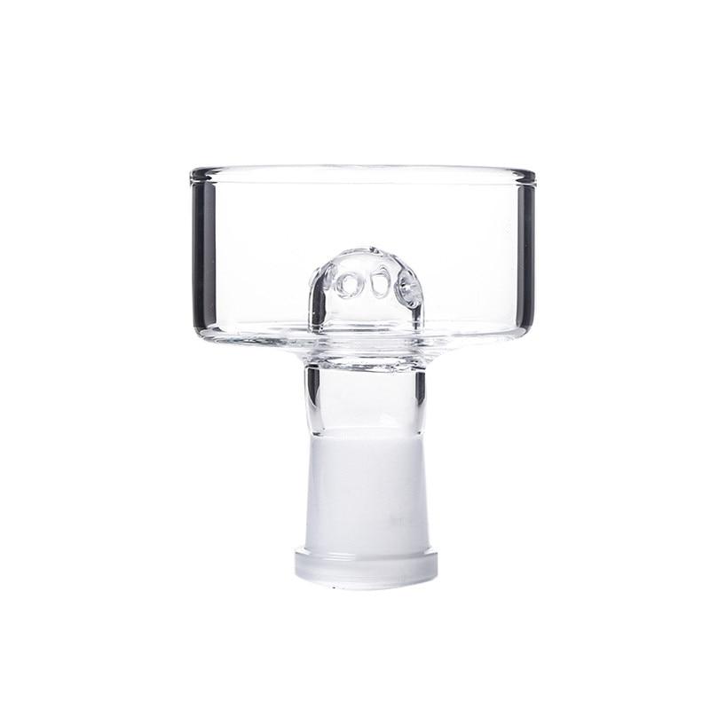 Smēķēšana Dogo ūdenspīpe Aksesuāri stikla ūdenspīpe Galvas sieviešu stikla ūdenspīpe Shisha bļoda LED mākslai Hookah tabakas bļoda Famale 18mm