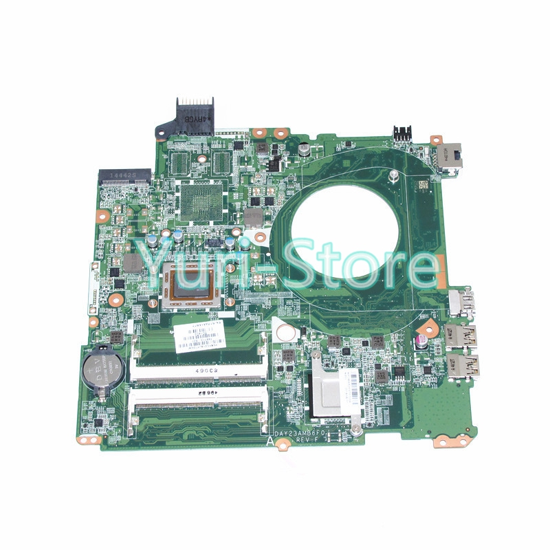 NOKOTION 766713-001 Laptop Motherboard For HP BEATS 15Z-P 15P 15-P DAY23AMB6F0 766713-501 for A8-5545M 1.70Ghz Mainboard 574680 001 1gb system board fit hp pavilion dv7 3089nr dv7 3000 series notebook pc motherboard 100% working