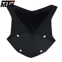 MTKRACING ABS Motorcycle Windshield Windscreen High Quality For BMW R1200GS ADV R 1200 GS Adventure
