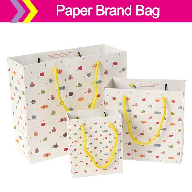 brown paper bag&brown kraft paper bag&white kraft paper bag