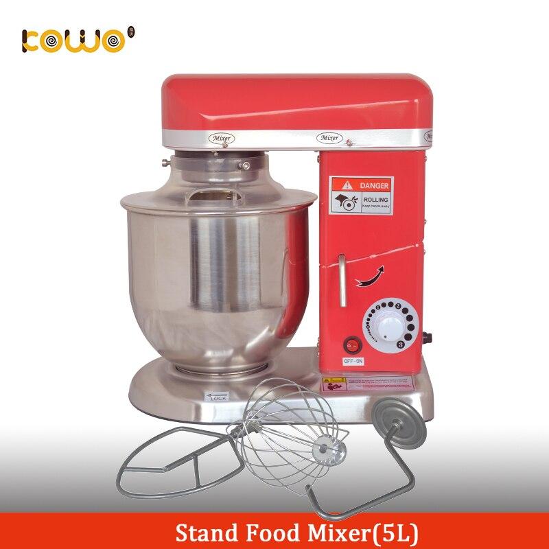 5 liter commercial electric kitchen bread dough mixer machine stand 220V/110V5 liter commercial electric kitchen bread dough mixer machine stand 220V/110V