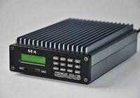 Tüketici Elektroniği'ten Radyo ve TV Yayın Ekipmanları'de 0 W 15 W PREMIUM CZE 15B Profesyonel PC Kontrol FM Yayın Verici t + araba anten kiti