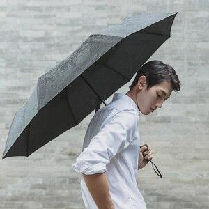 Image 4 - Youpin duży i wygodny uniwersalny parasol ze światłem i przenośny parasol wzmocniony parasol ochrona przeciwsłoneczna UPF40 + anty uv