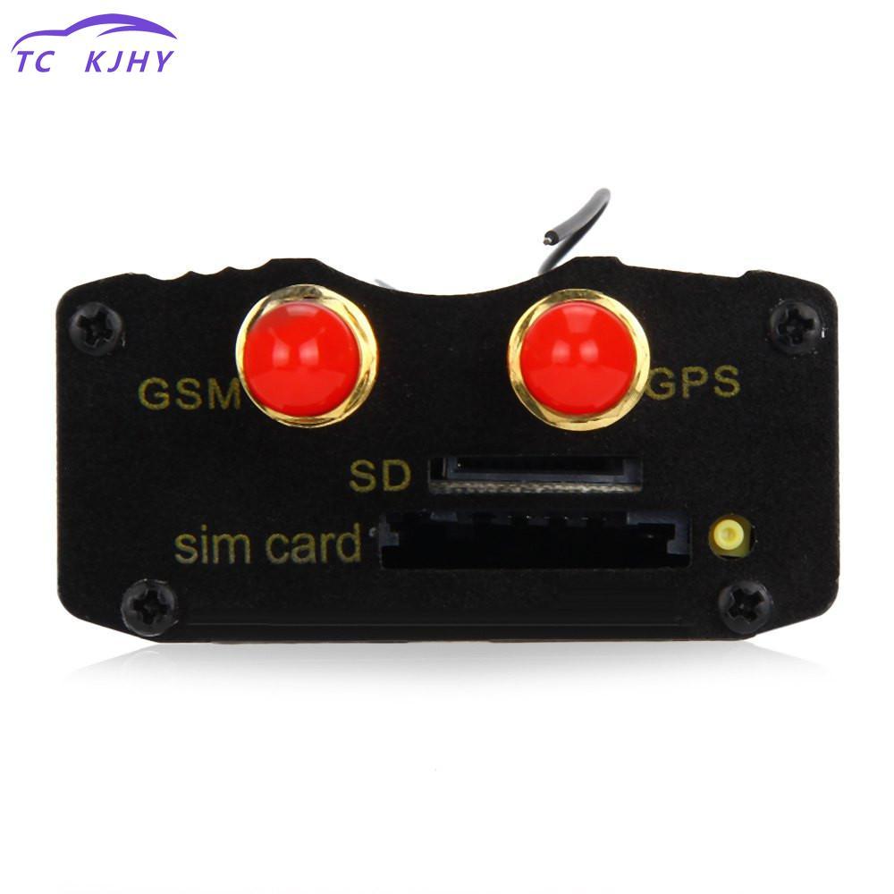 2018 pièces d'auto Mini véhicule voiture Gps Tracker Gsm/gprs suivi en temps réel traqueur porte capteur de choc alarme Gps système de suivi