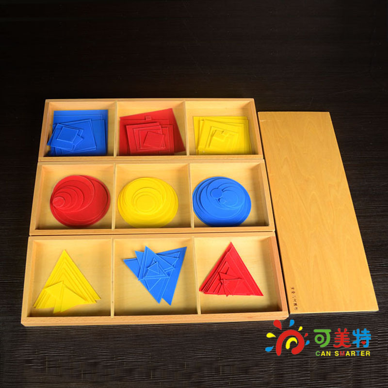 Montessori Education Geometric Bolcks Wooden Pack  Professional Pack Beech Wood Sensory toys Early educational toys  Can Smarter original new for apple macbook pro 15 4 retina a1398 lcd display full assembly replacement late 2013 mid 2014 year