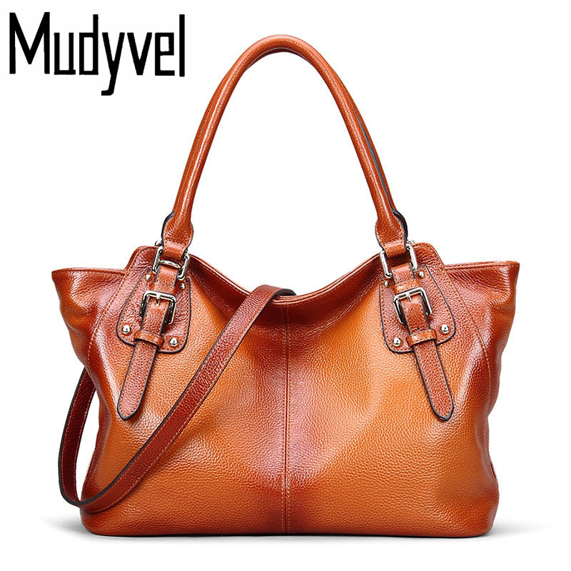 New luxury handbags women bags designer soft cow leather shoulder bags fashion high-capacity genuine leather woman tote bag цена