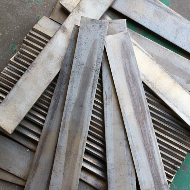 HRC 58 (heated) After the heat treatment 440C stainless steel plate bar rod knife DIY blade cutter blank US imports