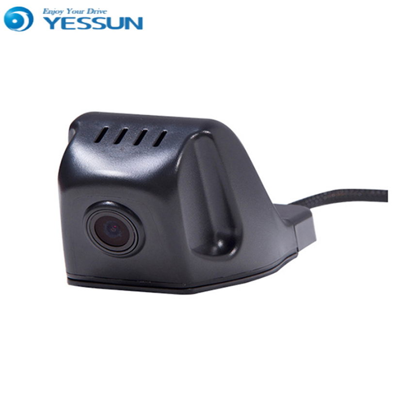 YESSUN For VW Tiguan / Car Driving Video Recorder DVR Mini Control APP Wifi Camera  / Registrator Dash Cam Original Style for vw eos car driving video recorder dvr mini control app wifi camera black box registrator dash cam original style