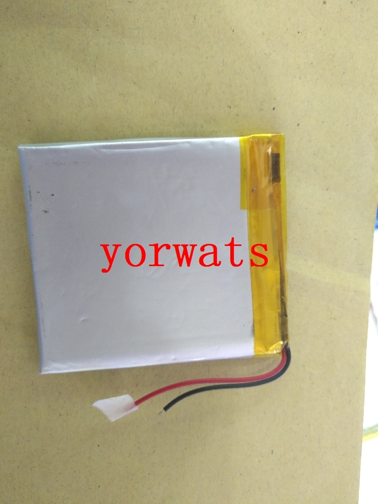 New Hot A Rechargeable Li-ion Cell  3.7V polymer lithium battery 505255 055255 direct MP5 navigator recorder power supply