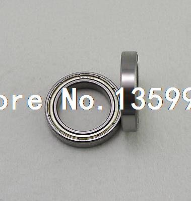 (10) 20 x 32 x 7mm 6804zz Shielded Deep Groove Ball Thin-Section Radial Bearing(10) 20 x 32 x 7mm 6804zz Shielded Deep Groove Ball Thin-Section Radial Bearing