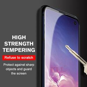 Image 4 - 11D מעוקל מלא כיסוי מזג זכוכית עבור Samsung Galaxy A50 A30 A20 מסך מגן עבור סמסונג M30 M20 M10 מגן זכוכית