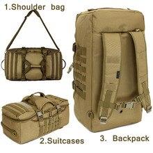 Außen Military tasche Armee Taktische rucksack Molle wasserdichte camouflage Rucksack pack jagd Sport Wandern camping umhängetasche