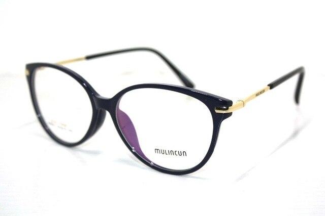 Women Black Oversized Super Big Frame Glasses Frame Custom Made Glasses Tr90