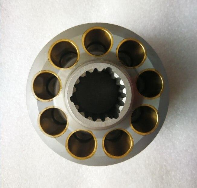 Kit de réparation pour Rexroth remplacement hydraulique pompe à piston A10VSO45 bloc-cylindres pièces de rechange rotor groupe