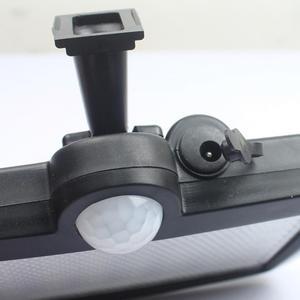 Image 5 - 56 Led Outdoor Solar Wandlamp Pir Motion Sensor Solar Lamp Waterdichte Infrarood Sensor Tuin Licht Voor Parken/Beveiliging straat