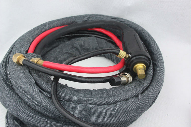 WP-18 Soldering Supplies 16 Feet 5 Meter TIG Welding torch Complete Welding Torches Extended Edition Soldering iron wp 17f sr 17f tig welding torch complete 20feet 6meter soldering iron flexible