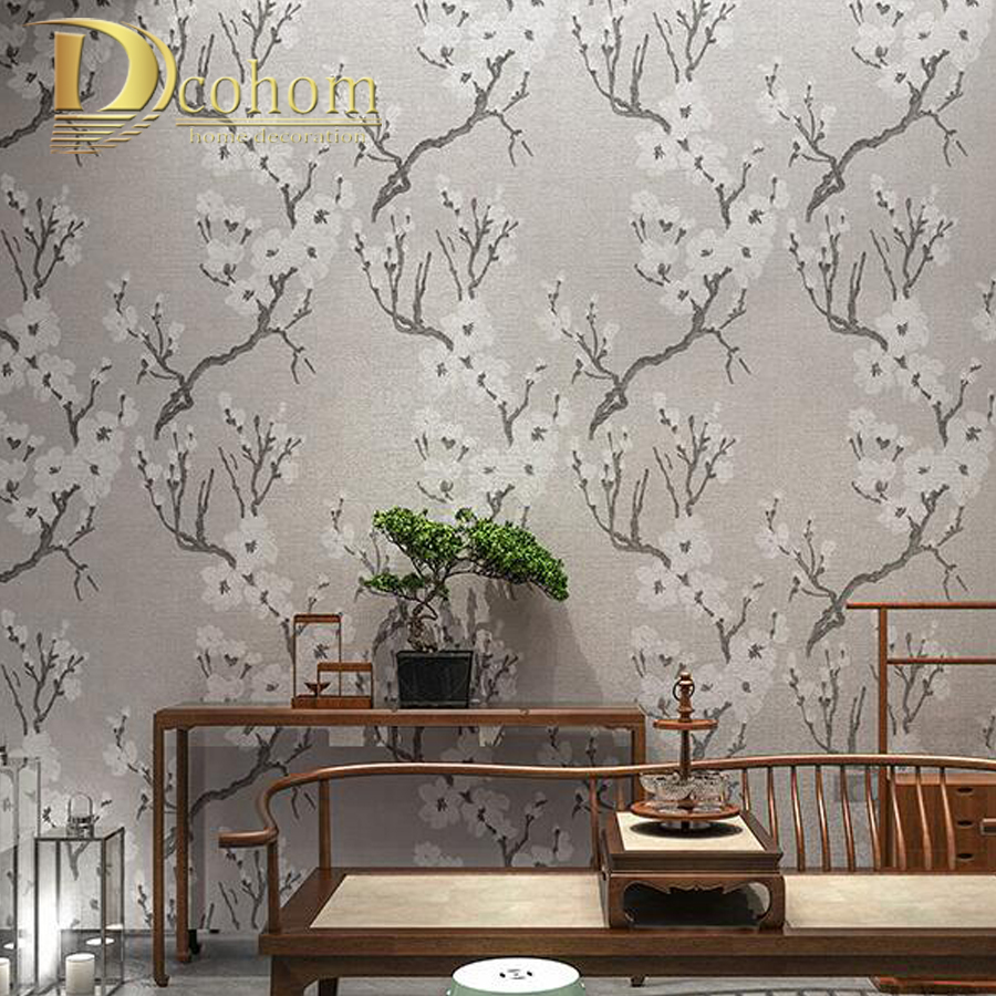 Exquisite Wall Coverings From China: Aliexpress.com : Buy Plum Flower Chinese New Classical