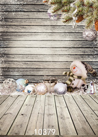 3x5ft Thin Vinyl Children Wooden Wall Floor Photography Backdrops Photo Props Studio Background Cutomized