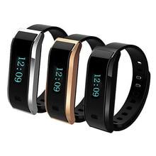 TW07 Смарт Группа Браслет Bluetooth 4.0 Водонепроницаемый Спорт Фитнес браслет smartband OLED Дисплей шагомер вызов сообщение напоминание