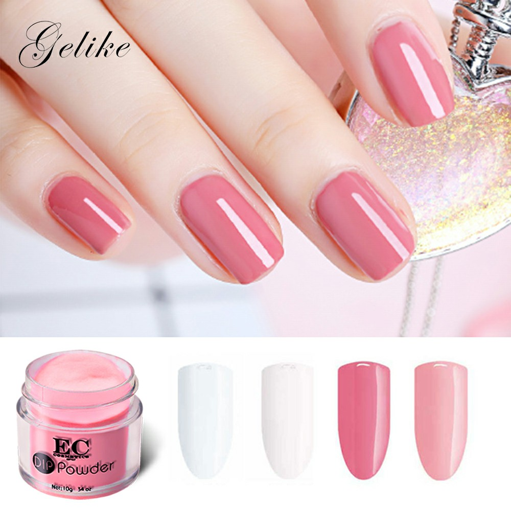 Gelike 1g Acrylic Powder Sliver Nail Glitter Nail Dust Dipping