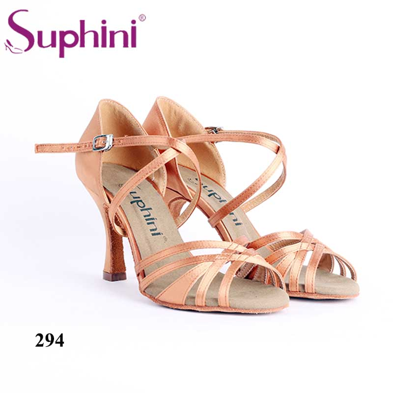 Free Shipping Suphini Top Selling Latin Shoes Woman Dance Shoes,Classic Lady Salsa Shoes Special Price Dance shoes цена и фото