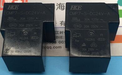 NEW relay CMP7-S-DC24V-A CMP7-S-DC24V CMP7S24VDCA DC24V 24VDC DIP5 20PCS/LOT