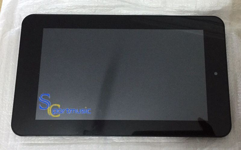 7 inch Touch Screen Digitizer Assembly LCD screen For HP Slate 7 2800 2801 4600 4601