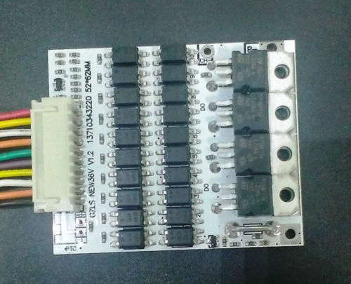 Battery Protection Circuit Board Pcb For 2 Cells In Series 64v