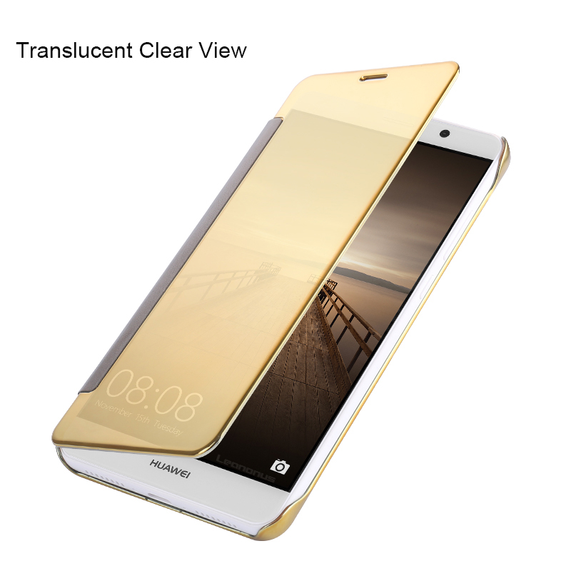coque huawei p10 clear view