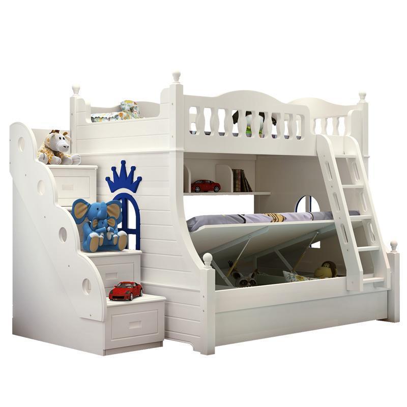 Totoro Letto Matrimoniale Modern Lit Enfant Yatak Odasi Mobilya Bett Cama De Dormitorio bedroom Furniture Mueble Double Bunk Bed