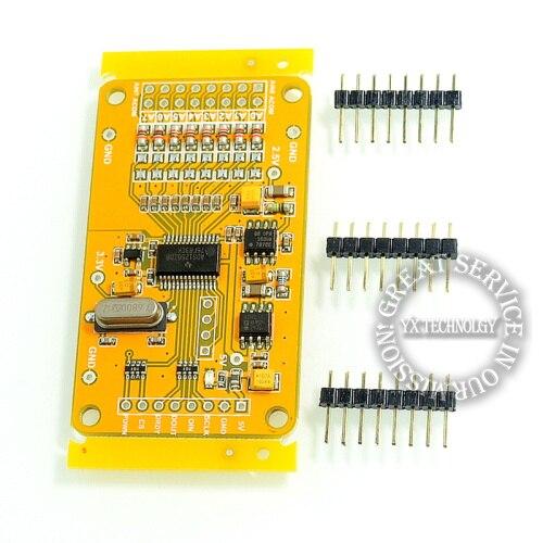 ADS1256 24 ADC8 road AD -precision ADC data acquisition module