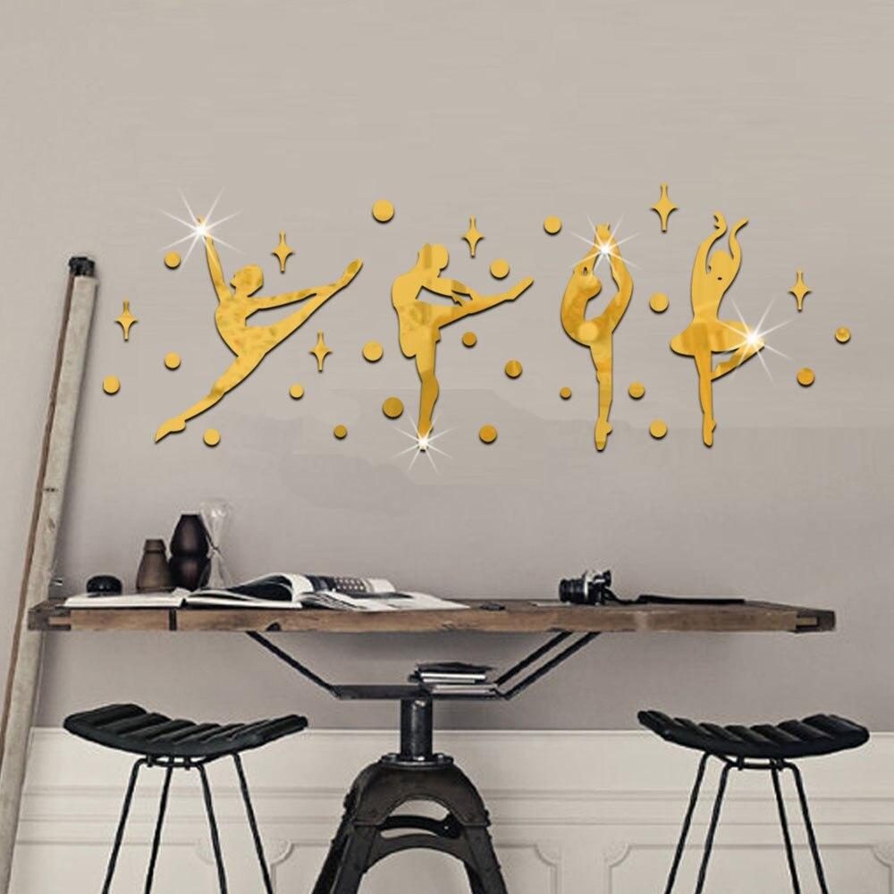 Aliexpress.com : Buy Ballet Girl Living Room Bedroom ...