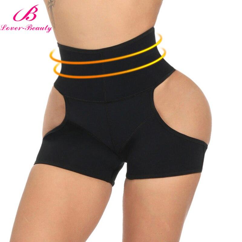 Amante Beleza Hip Potenciador Espólio Elevador Invisível Shaper Bundas Lifter Panty Push Up Inferior Boyshorts Sexy Shapewear Calcinhas Cuecas