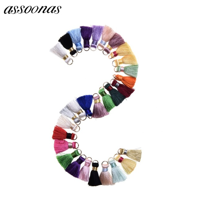 assoonas L09/jewelry findings/jewelry accessories/accessory parts/hand made/diy accessories/diy jewelry/silk tassels