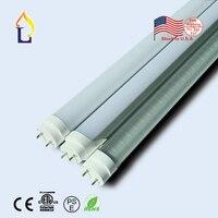 500 pcs/lot stock aux ETATS-UNIS ETL T8 LED Tube Lumière 48 W SMD2835 Remplacement Lampada Led éclairage Fluorescent