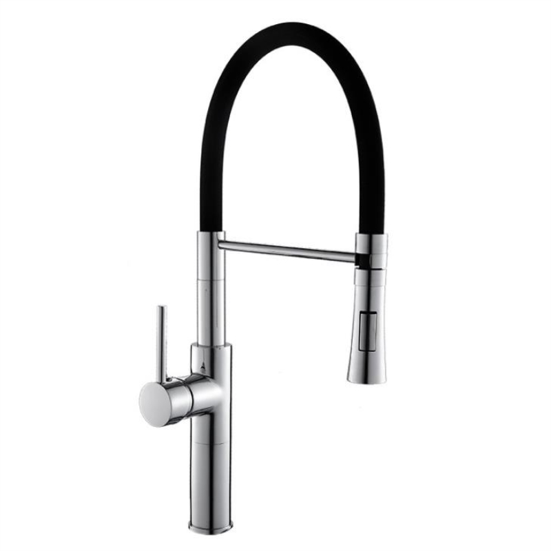 Pull Down Kitchen Faucet Grohe Concetto Single Handle Dual Spray Pull Down Torneira Cozinha Basin Sink Hot Cold Water Tap Mixers