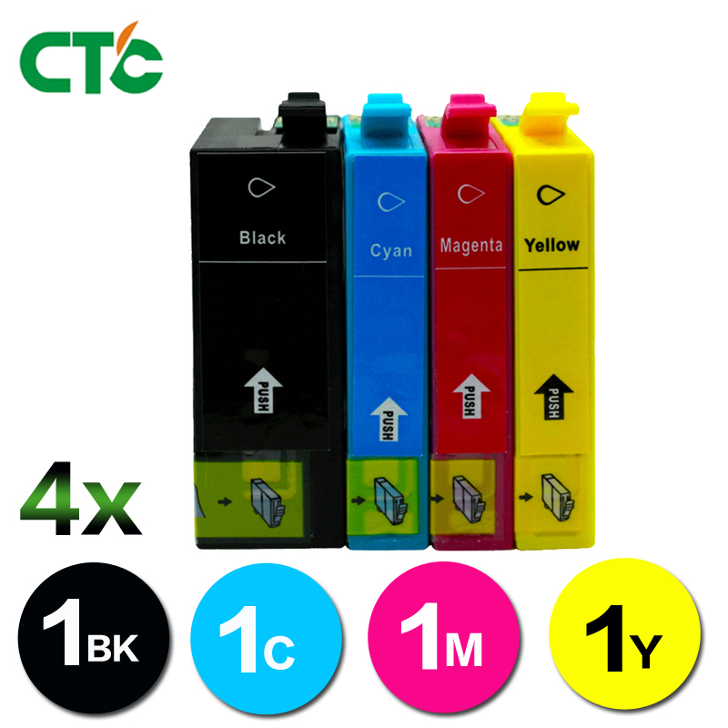 4pcs T3591 T3592 T3593 T3594 ink Cartridge compatible for Epson WorkForce Pro WF-4720DWF WF-4725DWF WF-4730DTWF with chip 850ml compatible empty refillable ink cartridge for epson stylus pro 10000 pro 10600 10000cf printers cartridge with chip t499