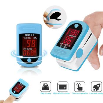Cofoe Pulsoksymetr palcowy Medyczny klip miernika tętna we krwi SPO2 PR Pulsioximetro Oximetro Nasycenie palcem De Dedo Palec cyfrowy puls Tlen we krwi Monitor pracy serca Przenośny tanie i dobre opinie Medical ABS Ciśnienie krwi AS-301-L 56*34*32MM Cofoe Finger Pulse Oximeter double color digital tube display 20MA-130MA