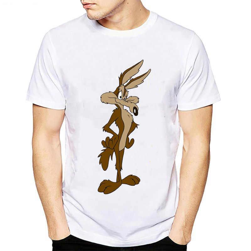 Loony Camiseta 2019 Animados Nueva Hombre Película Casual Tones Divertida Camisetas Runner Dibujos Road De Para Streetwear kXnP80Ow