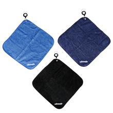 Wieża golfowa bawełna Mini czyste na kluby golfowe narzędzie trzy kolory są opcjonalne tanie tanio wosofe Inne golf towel TW-30